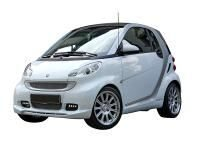 MERCEDES SMART FORTWO 07-