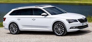 SKODA SUPERB III 5D WGN